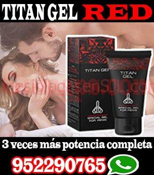 titan gel red Premium Peru